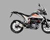 KTM Duke 250 Adventure, hàng hot cho tín đồ đi tour