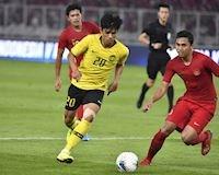 Bảng xếp hạng bảng G vòng loại World Cup 2022: Thái Lan nhất bảng