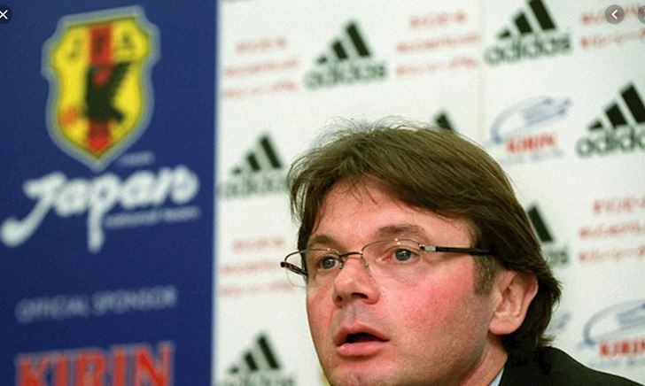Video clip: Cựu HLV tuyển Nhật Bản dự World Cup 'xuống nước' nhận làm trợ lý thầy Park