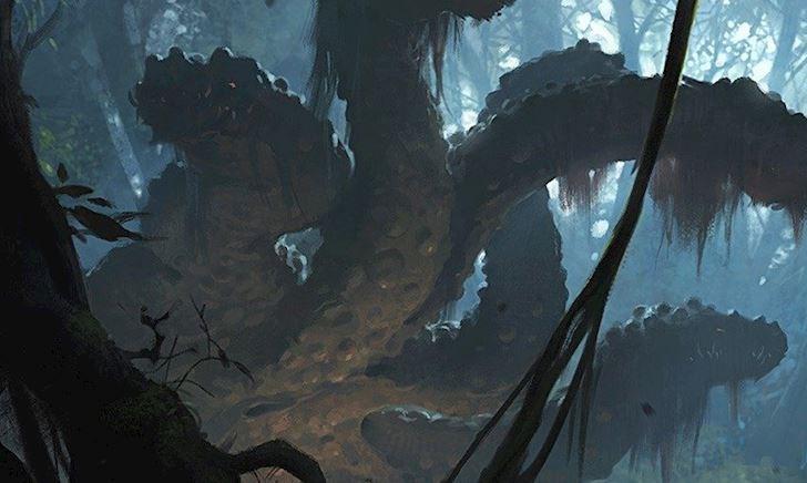 Một siêu quái rừng được tạo ra từ nước sẽ thay thế Rồng Ngàn Tuổi trong LMHT?