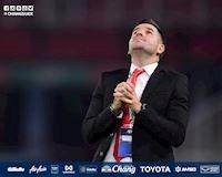 HLV Indonesia đổ lỗi khán giả mới là nguyên nhân khiến đội nhà thua Thái Lan