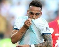 Đồng đội Lukaku lập hat-trick, Argentina hủy diệt Mexico