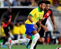 Dùng đội hình 'siêu công', Brazil thua sấp mặt Peru