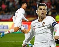 Video clip: Ronaldo lập cú poker đẳng cấp tại vòng loại EURO 2020