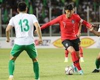 HLV Turkmenistan xếp hàng xin áo đấu Son Heung-min