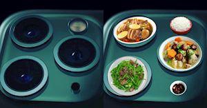 Góc thư giãn: Camera iPhone 11 Pro hình thành từ mâm cơm người Việt?