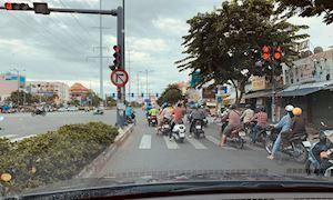 Sự phức tạp của giao lộ và cách xử lý – Lái xe phòng thủ #12