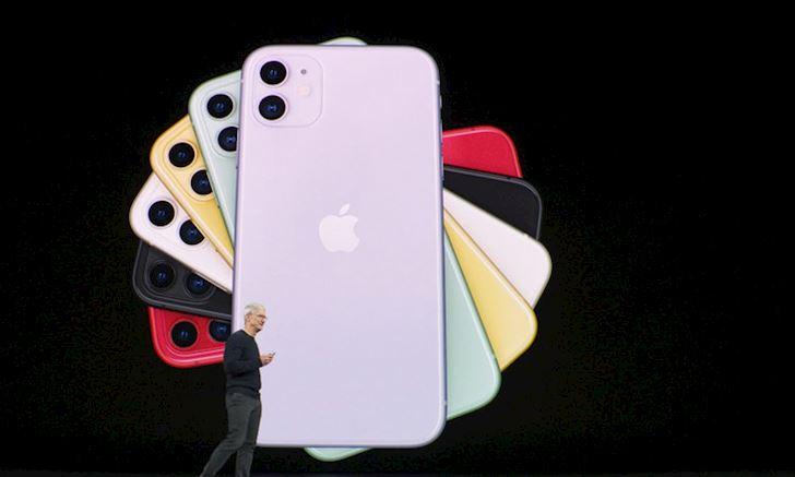 Apple chinh thuc ra mat iPhone 11 11 Pro va 11 Pro Max 1