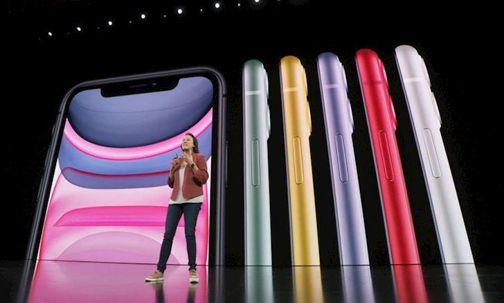 Apple chinh thuc ra mat iPhone 11 11 Pro va 11 Pro Max 5