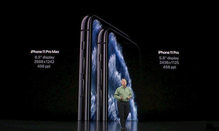 Apple chinh thuc ra mat iPhone 11 11 Pro va 11 Pro Max 6