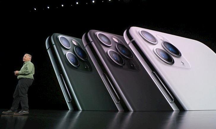 Apple chinh thuc ra mat iPhone 11 11 Pro va 11 Pro Max 8