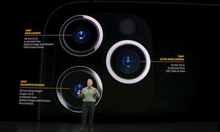 Apple chinh thuc ra mat iPhone 11 11 Pro va 11 Pro Max 9