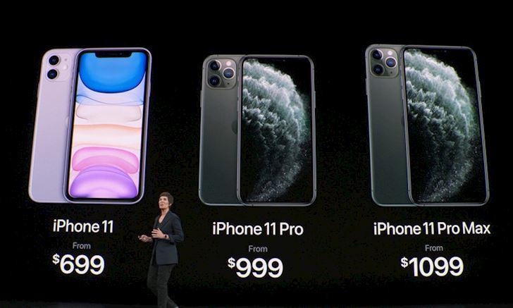 iPhone 11 gia bao nhieu Tong hop gia ban tai My 1