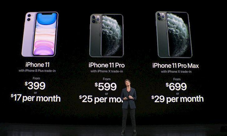 iPhone 11 gia bao nhieu Tong hop gia ban tai My 2