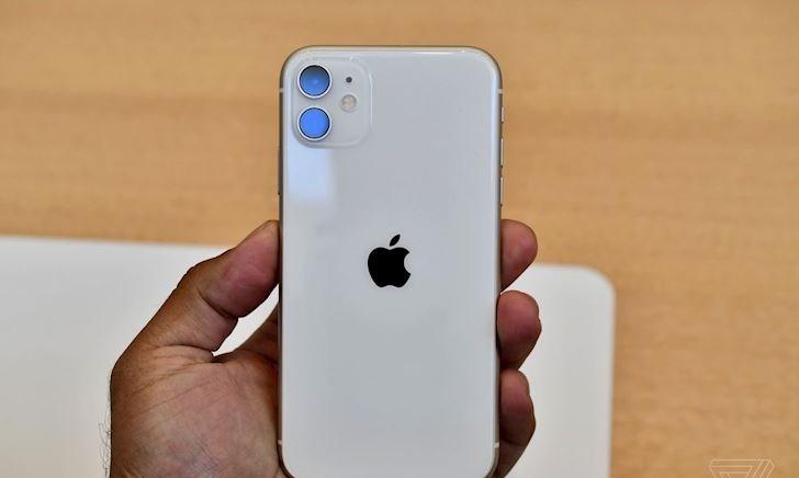 Cận cảnh hình ảnh thực tế và đánh giá iPhone 11