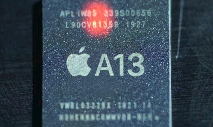 Khám phá chip Apple A13 Bionic con chip dành cho smartphone mạnh nhất thế giới