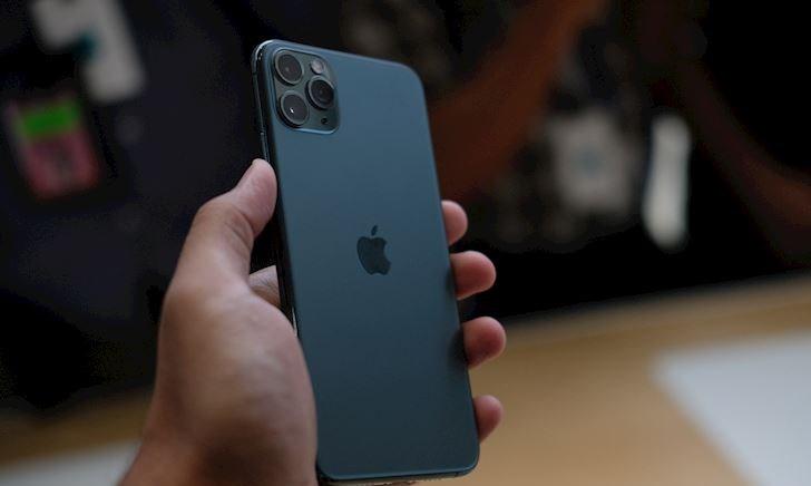 Cận cảnh hình ảnh thực tế bộ đôi iPhone 11 Pro và iPhone 11 Pro Max
