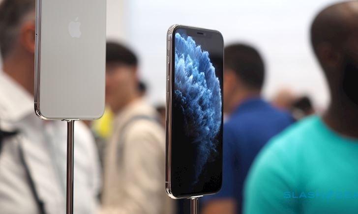 Mời anh em tải về bộ hình nền mới nhất của iPhone 11 Pro