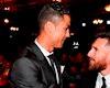 Messi đồng ý ăn tối với Ronaldo