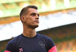 Những thống kê cạn lời về Granit Xhaka ở Arsenal