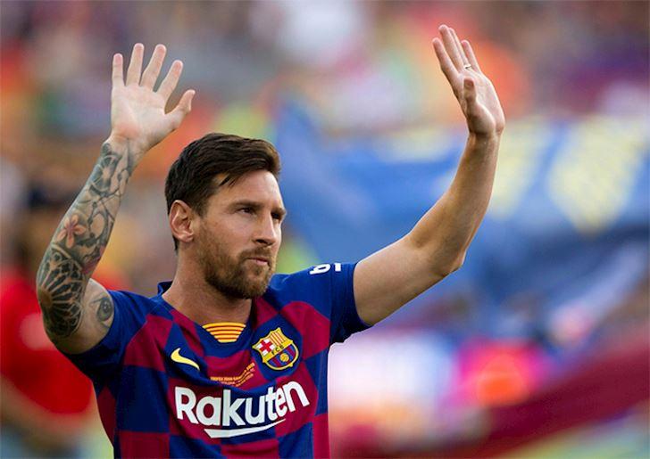 Barca cho Messi tam nghi thi dau o La Liga lan Champions League anh 1