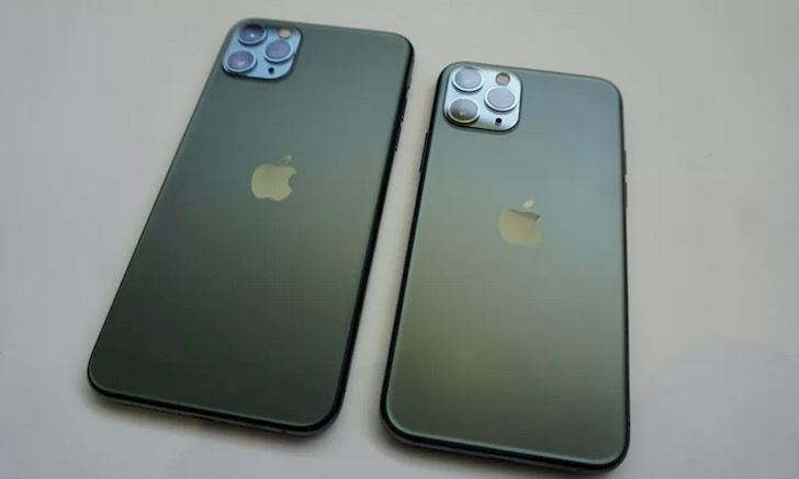 Toi cu tran troc mai ve chiec iPhone 11 Midnight Green 5