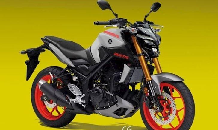 Yamaha MT-25 sắp được ra mắt, đối đầu Honda CB250R