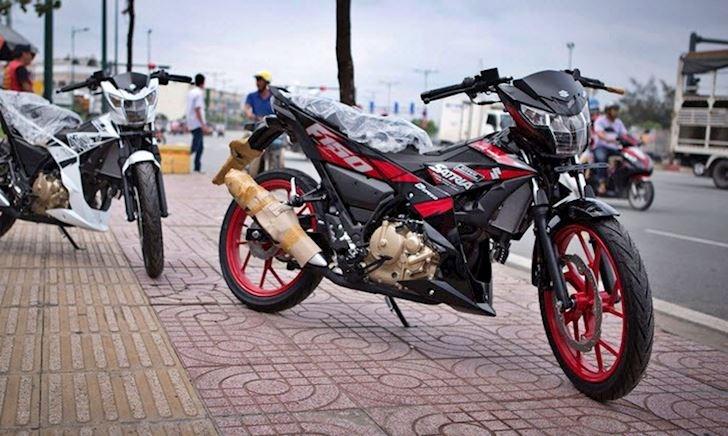 Giá xe Suzuki Satria 2019 tại Việt Nam tháng 11/2019