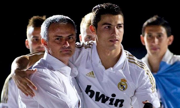 HLV Mourinho dự đoán điều Ronaldo làm khi 50 tuổi