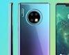 Rò rỉ hình ảnh thực tế về màn hình thác nước trên Huawei Mate 30 Pro