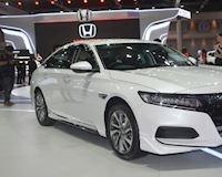 Honda Accord 2019 chuẩn bị ra mắt tại Việt Nam, canh bạc trước Toyota Camry