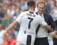 Thứ duy nhất của Ronaldo khiến Allegri bái phục