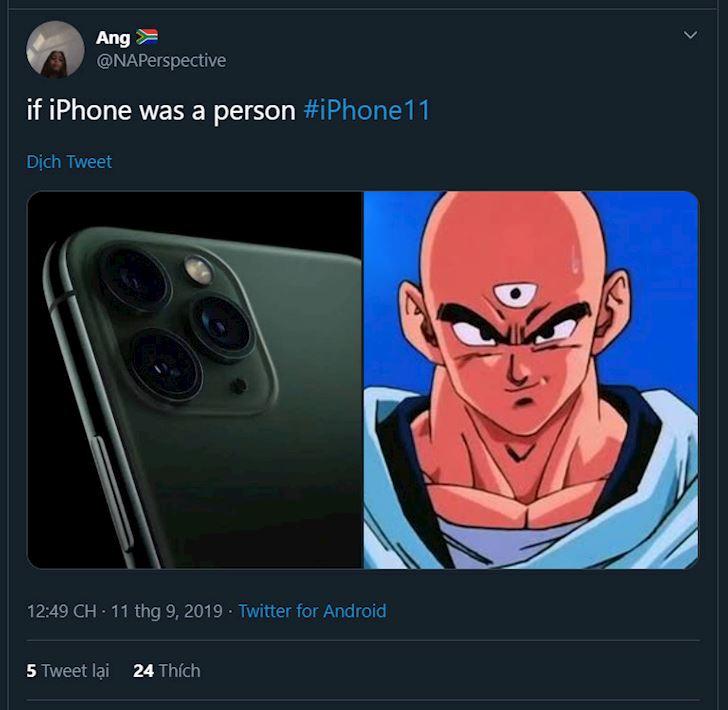 """Ảnh chế iPhone 11 """"mọc"""" đầy trời, đầy sáng tạo và hài hước 4"""