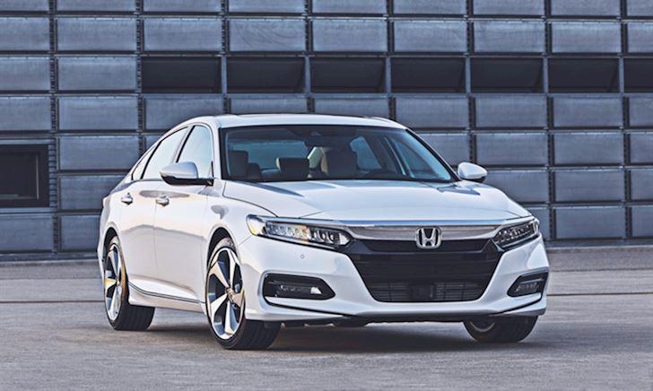 Honda Accord 2019 chuan bi ra mat viet nam 7