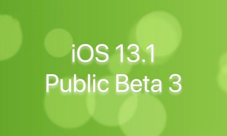 iOS 13 1 Beta 3 da duoc Apple tung ra rong rai moi ban tai ve 1
