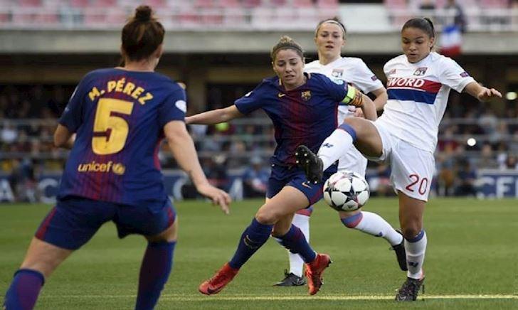 Kết quả bóng đá hôm nay ngày 13/9: Champions League nữ đá play-off