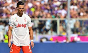 Ronaldo bất lực, Juventus gặp họa trên đất khách