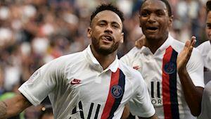 Bóng đá quốc tế ngày 15/9: Neymar lập siêu phẩm giải cứu PSG