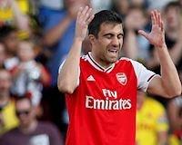 Bóng đá quốc tế ngày 16/9: Thống kê tồi tệ của Arsenal; Ronaldo thua kém Ribery