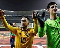 Hazard và Courtois hợp sức ủ mưu đưa Kante về Real