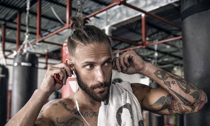 Top Knot, kiểu tóc nhất định phải thử cho những gã trai lãng tử