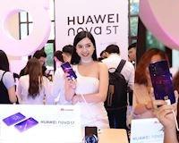 Huawei Nova 5T ra mắt tại Việt Nam: Bán trên Lazada, giá 8,99 triệu, vẫn có CH Play
