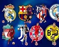 Lịch thi đấu C1: Tưng bừng khai màn Champions League 2019/20