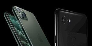 So sánh ảnh chụp giữa iPhone 11 Pro và Google Pixel 3