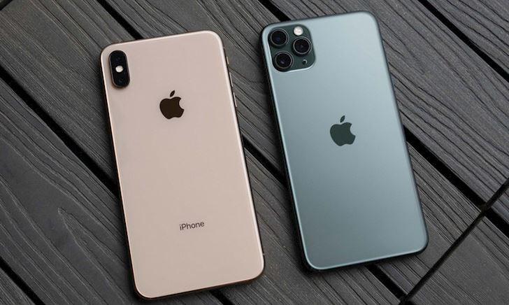 """So sánh iPhone 11 Pro Max và iPhone XS Max: """"Nội chiến"""""""