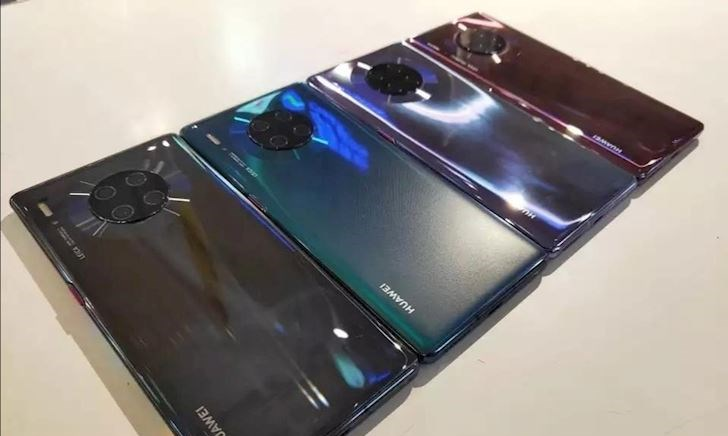 Rò rỉ hình ảnh thực tế của Huawei Mate 30 Pro cùng nhiều chi tiết vô lý như quay video 7680fps