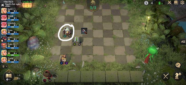 Nhung dau hieu nho be nhung vo cung quan trong trong Auto Chess VN