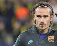 Tai họa Antoine Griezmann chưa buông tha Barca
