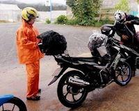 Trang bị cần có để đi tour mùa mưa - Touring Skills #7