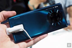 Huawei chính thức ra mắt dòng Mate 30 series: Nhiều công nghệ từ màn hình đến camera